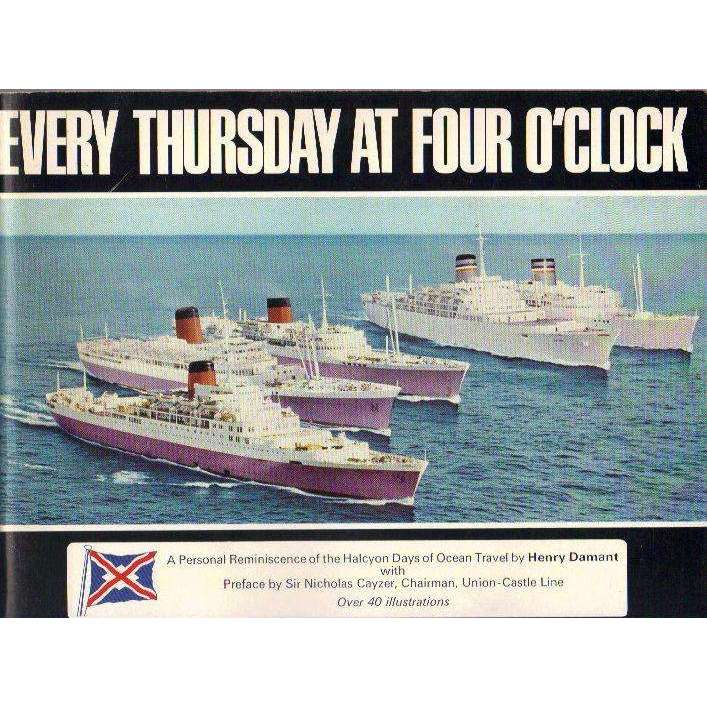 Bookdealers:Every Thursday at Four 0'Clock | Henry Damant