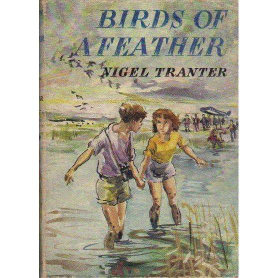 Bookdealers:Birds of a Feather (1st Edition) | Nigel Tranter