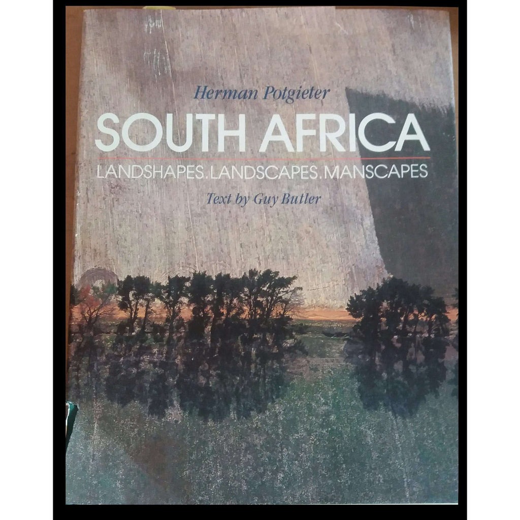 Bookdealers:South Africa: (Signed by the Author) Landshapes, Landscapes, Manscapes | Guy Butler