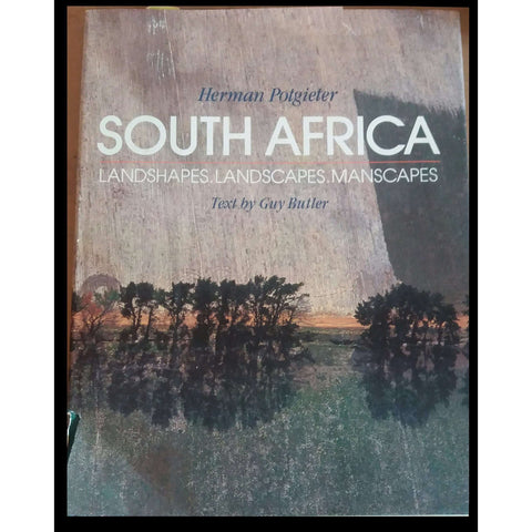 South Africa: (Signed by the Author) Landshapes, Landscapes, Manscapes | Guy Butler