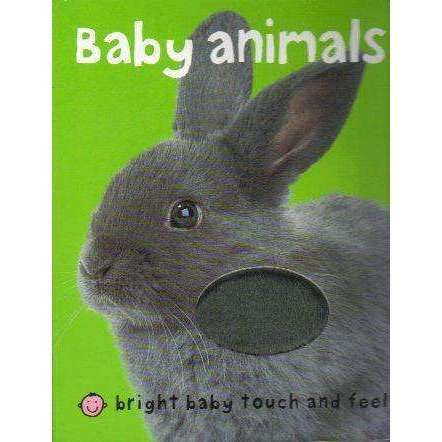 Bookdealers:Baby Animals (Bright Baby Touch and Feel) | Roger Priddy