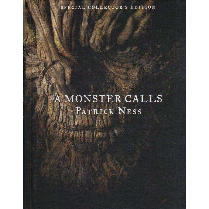 Bookdealers:A Monster Calls (Special Collector's Edition) | Patrick Ness