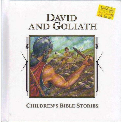 David and Goliath (Children's Bible stories) | Marlene Targ Brill