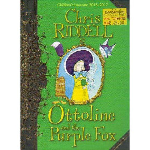 Ottoline and the Purple Fox | Chris Riddell