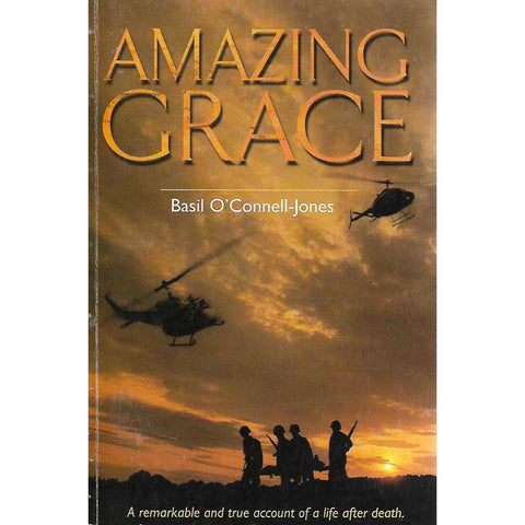 Amazing Grace (Inscribed by Author) | Basil O'Connell-Jones