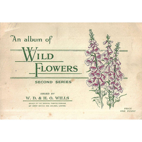 An Album of Wild Flowers (Second Series)