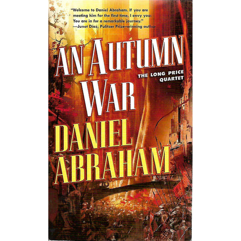An Autumn War | Daniel Abraham