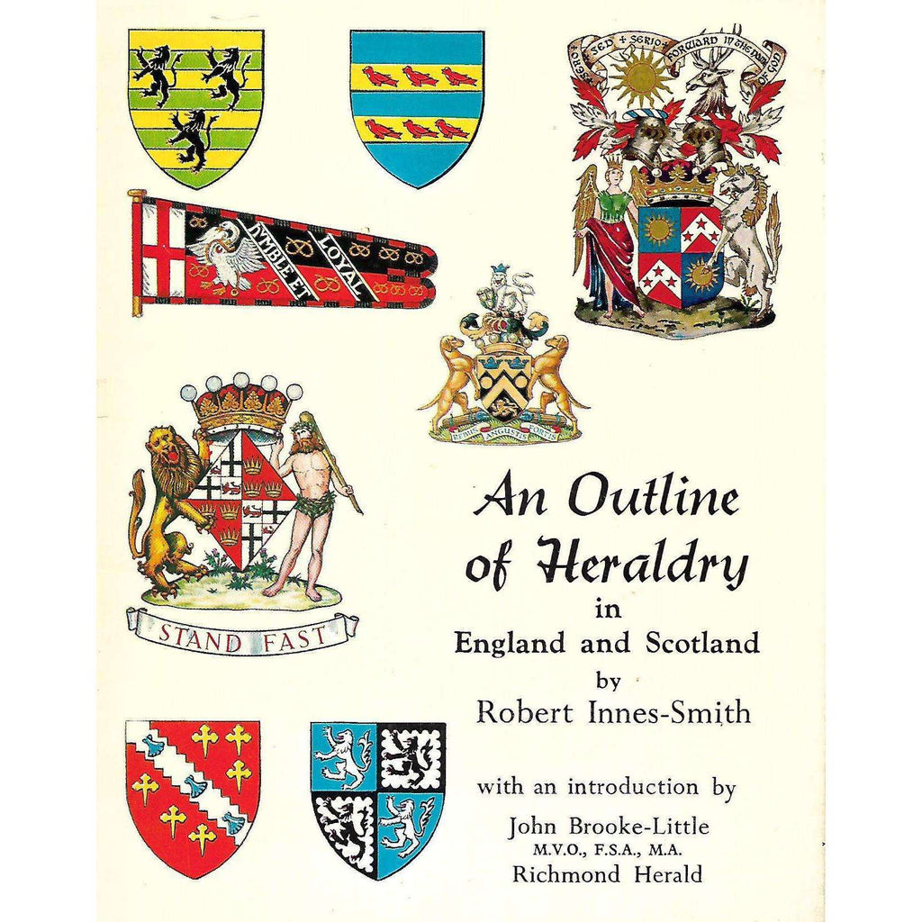 Bookdealers:An Outline of Heraldry in England and Scotland | Robert Innes-Smith