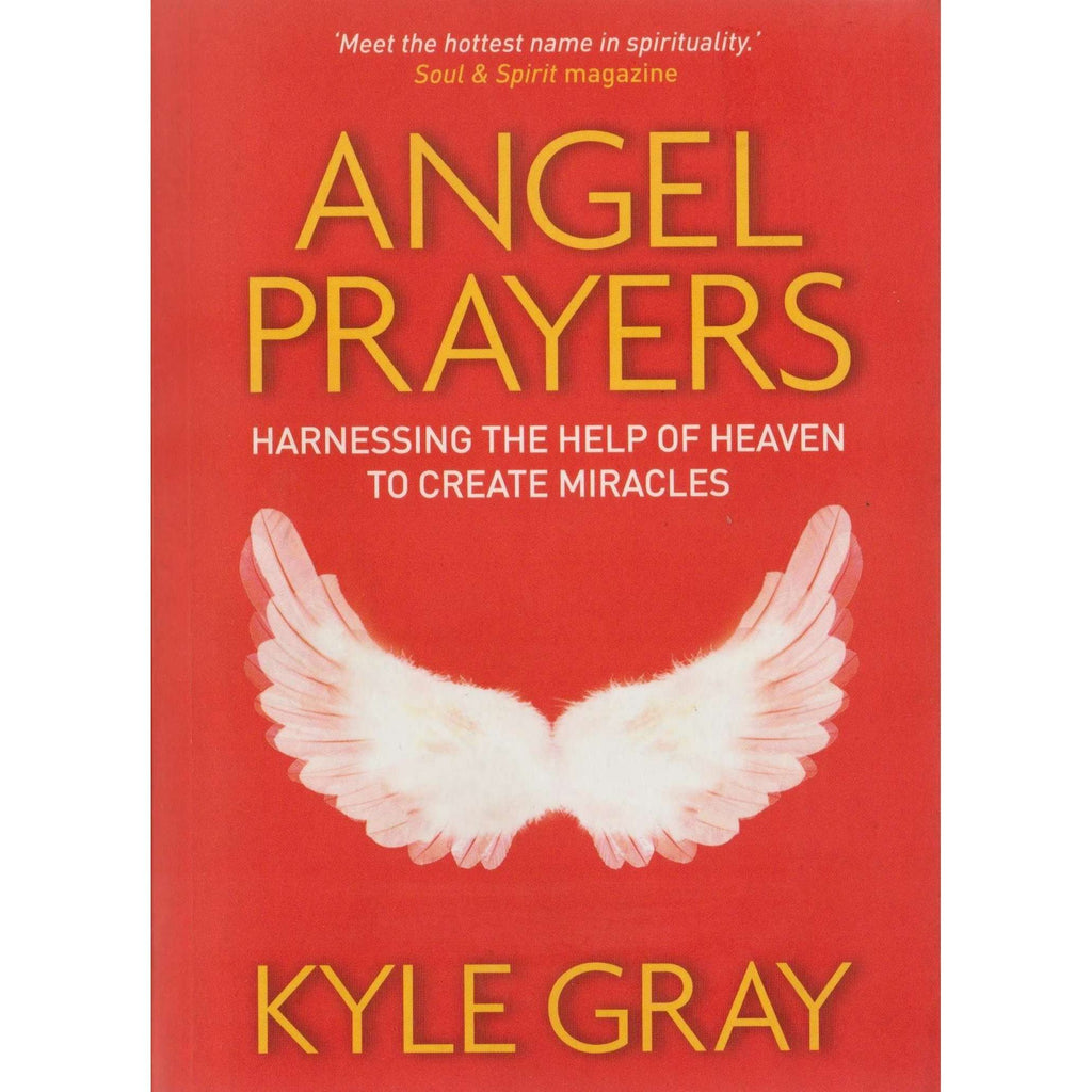 Bookdealers:Angel Prayers | Kyle Gray
