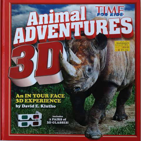 Animal Adventures 3D (Time for Kids) | The Editors of TIME for Kids