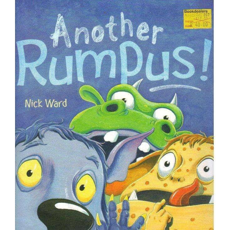 Bookdealers:Another Rumpus! | Nick Ward