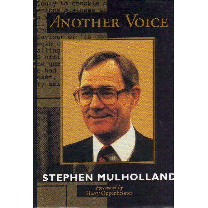 Bookdealers:Another Voice (With Author's Inscription) | Stephen Mulholland