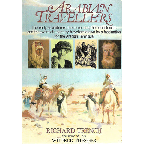 Arabian Travellers | Richard Trench