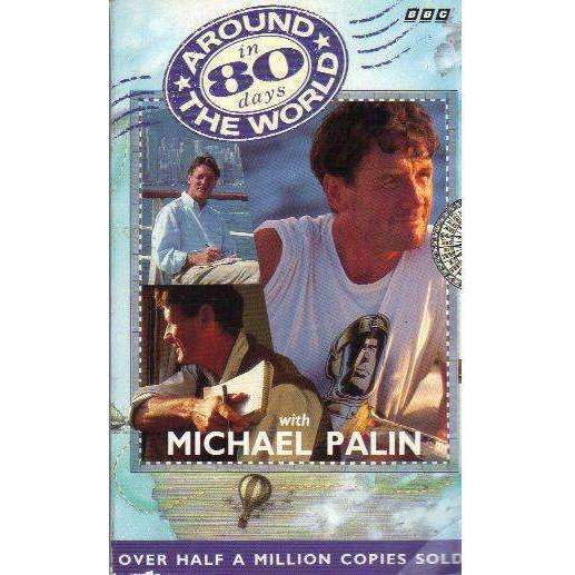 Bookdealers:Around the World in 80 Days | Michael Palin