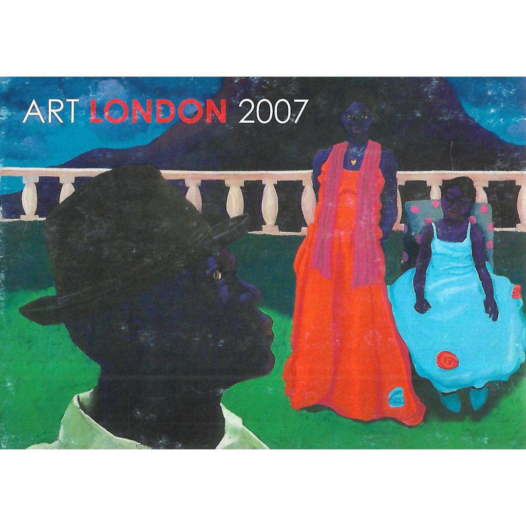 Bookdealers:Art London 2007 (Invitation to the Exhibition)