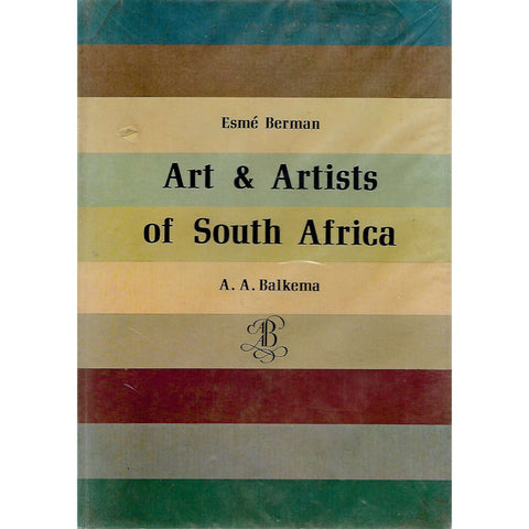 Esme Berman Art and Artists of South Africa (Inscribed by Author) | Esme Berman