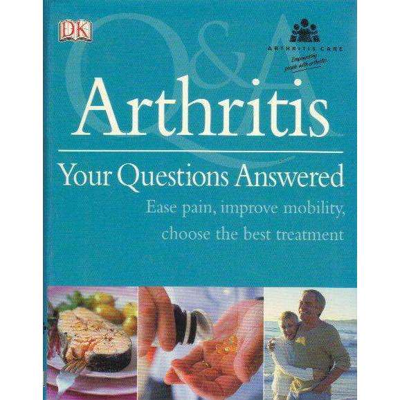 Bookdealers:Arthritis Your Questions Answered | Howard Bird