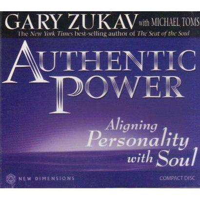 Bookdealers:Authentic Power (Cd) | Michael Toms