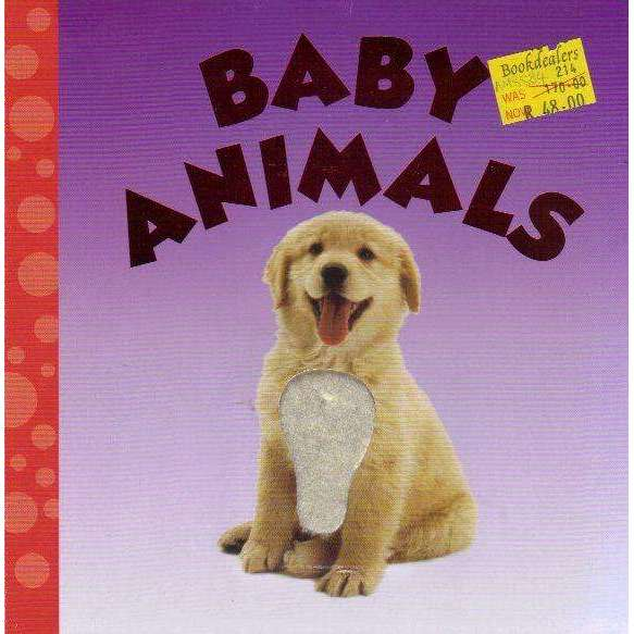 Bookdealers:Baby Animals (Board Book)