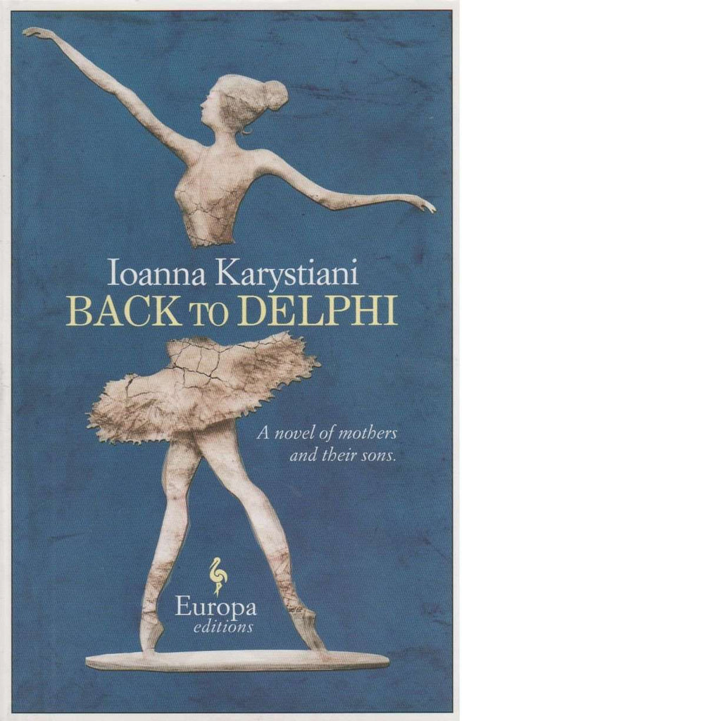 Bookdealers:Back to Delphi | Ionna Karystiani