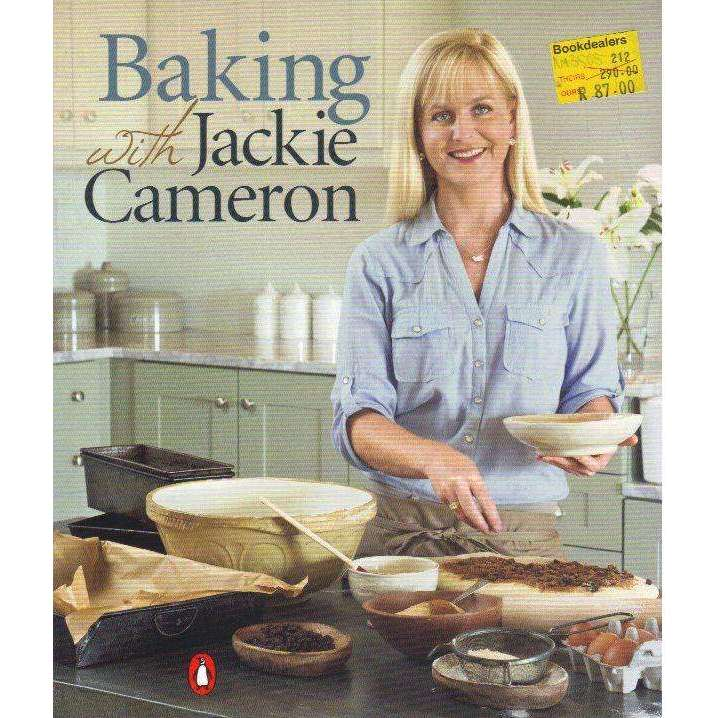 Bookdealers:Baking with Jackie Cameron | Jackie Cameron