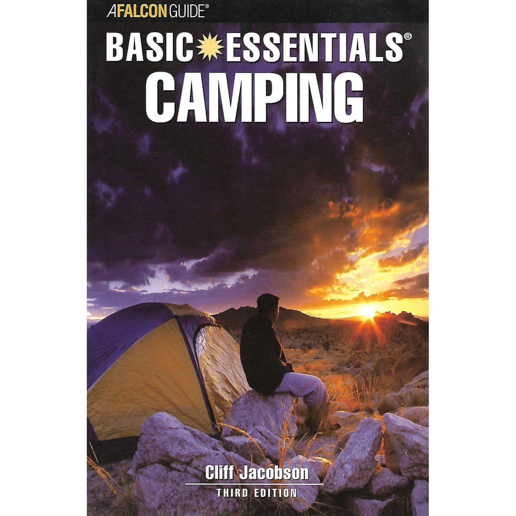 Bookdealers:Basic Essentials: Camping | Cliff Jacobson