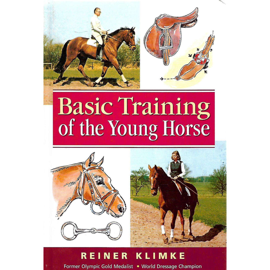 Bookdealers:Basic Training of the Young Horse | Reiner Klimke