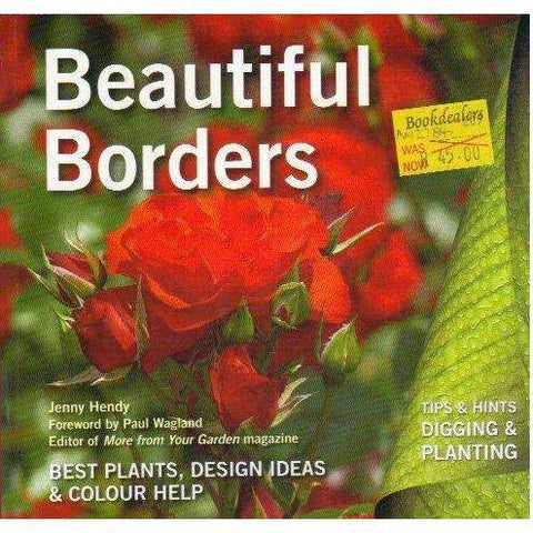 Beautiful Borders - Best Plants, Design Ideas & Colour Help | Jenny Hendy