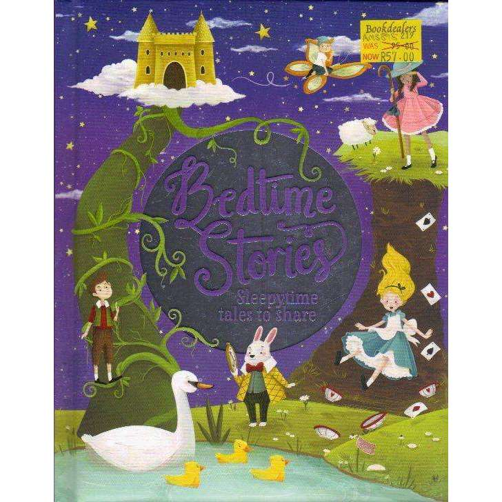Bookdealers:Bedtime Stories: Sleepytime Tales to Share | Parragon