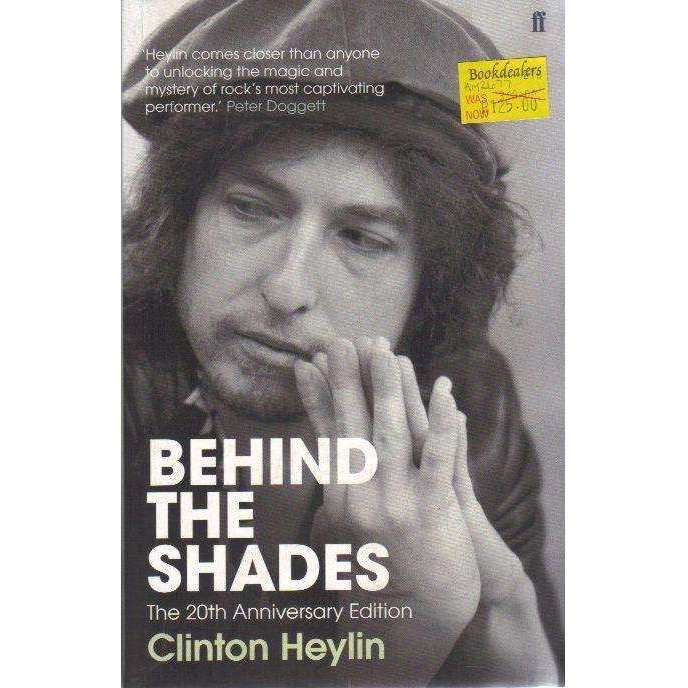 Bookdealers:Behind the Shades | Clinton Heylin