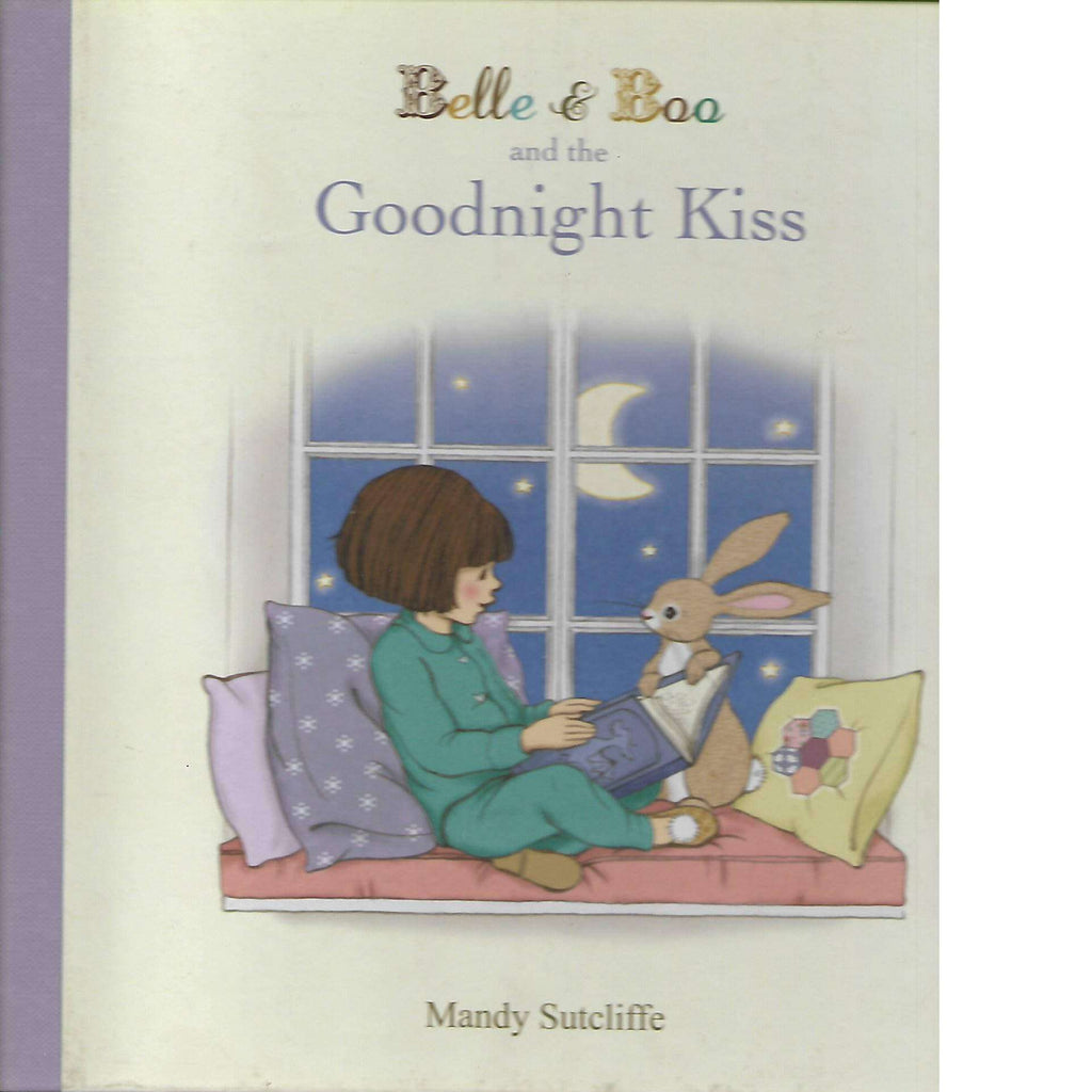 Bookdealers:Belle & Boo and the Goodnight Kiss | Mandy Suttcliffe