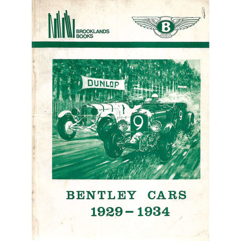 Bentley Cars: 1929-1934