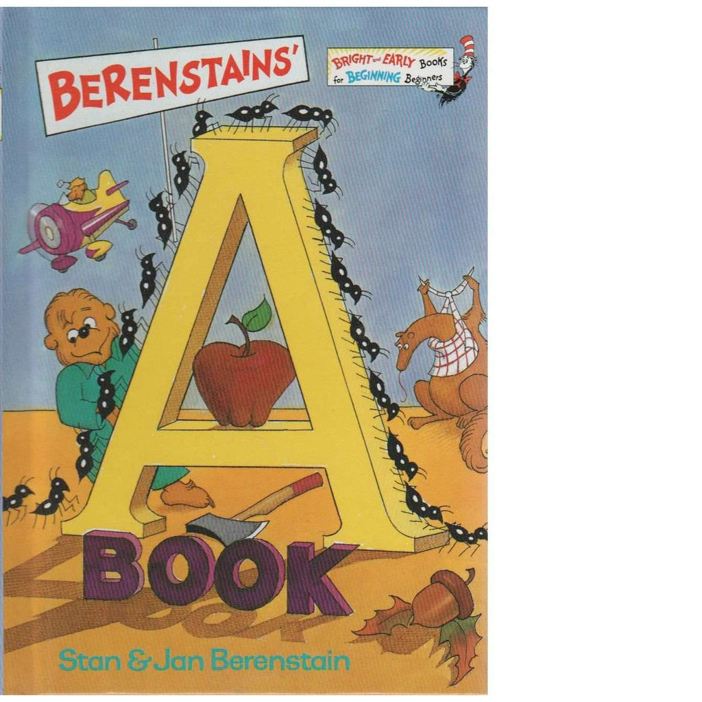 Berenstains' The 'A' Book | Stan & Jan Berenstain