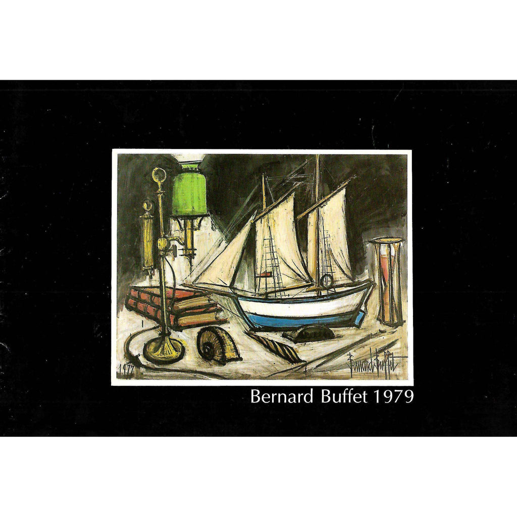 Bookdealers:Bernard Buffet (Catalogue)