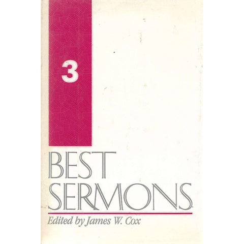 Best Sermons 3 | James W. Cox (Ed.)