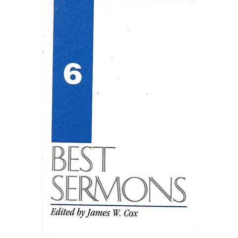 Best Sermons 6 | James W. Cox (Ed.)