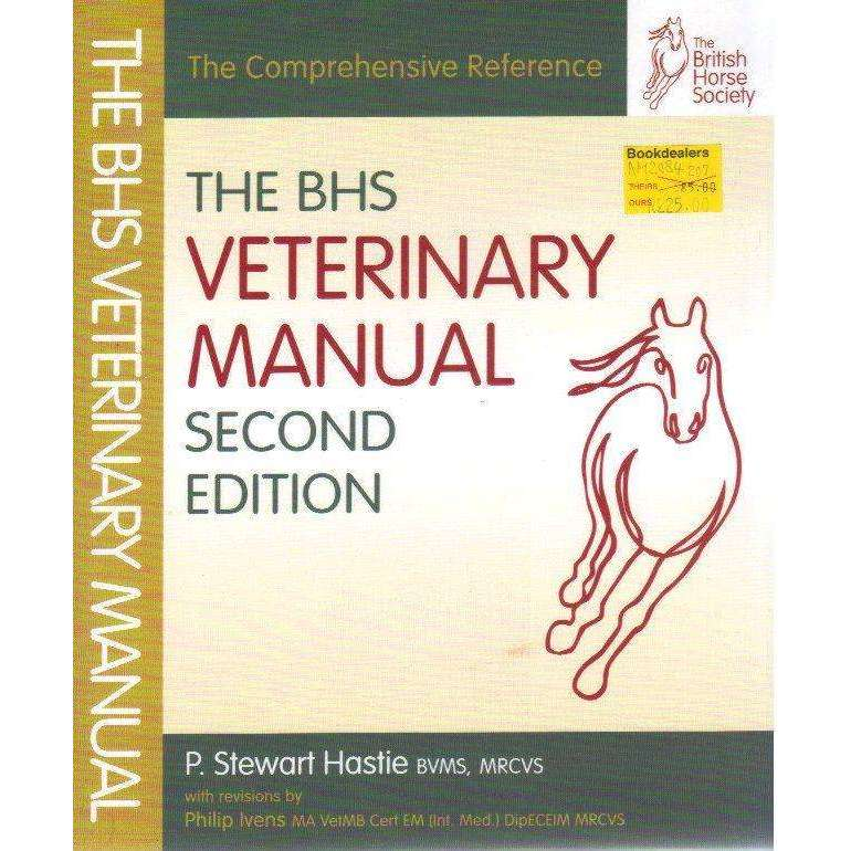 Bookdealers:BHS Veterinary Manual | P.Stewart Hastie