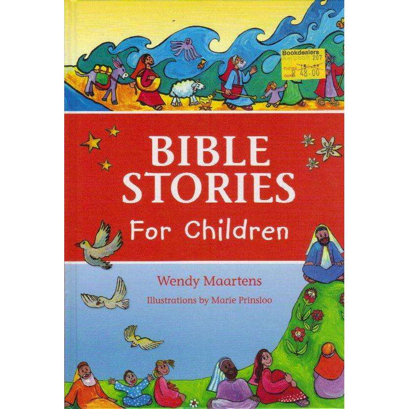 Bookdealers:Bible Stories for Children | Wendy Maartens