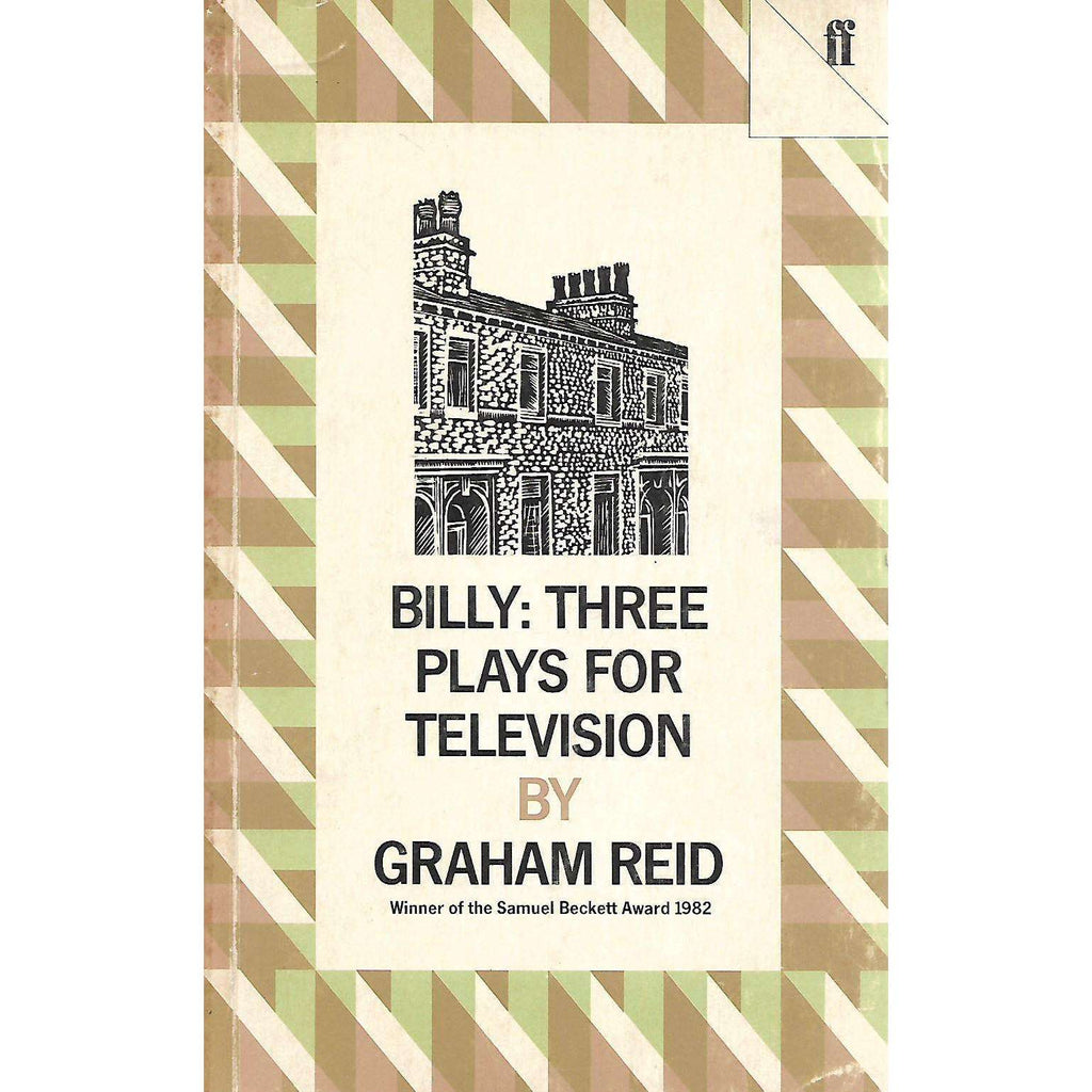 Bookdealers:Billy: Three Plays for Television | Graham Reid