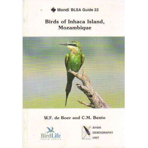 Bookdealers:Birds of Inhaca Island, Mozambique | W.F. de Boer and C.M. Bento