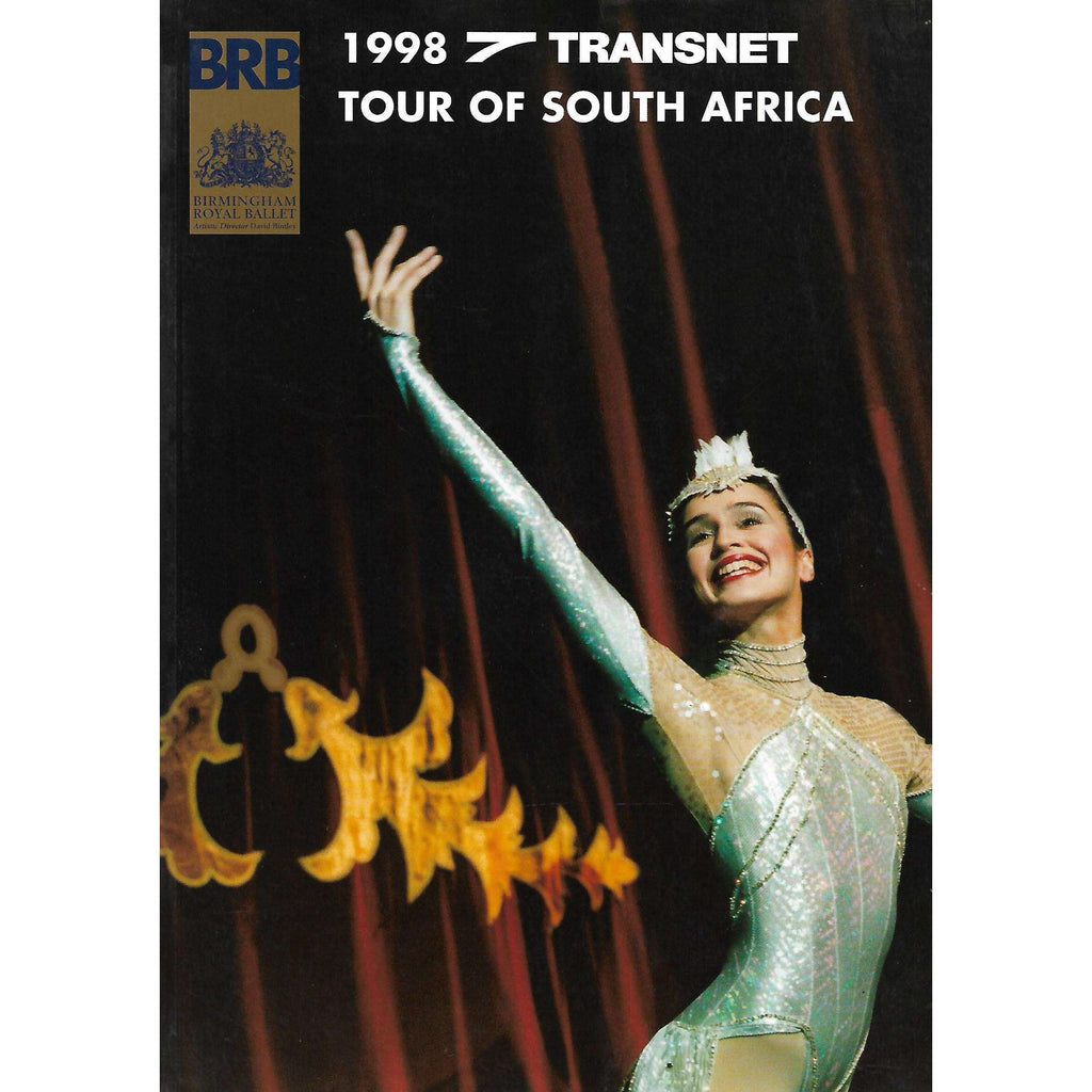 Bookdealers:Birmingham Royal Ballet Tour of South Africa (1998)