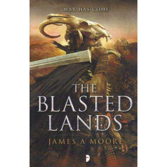 Bookdealers:Blasted Lands (Sequel to Seven Forges)  | James A. Moore