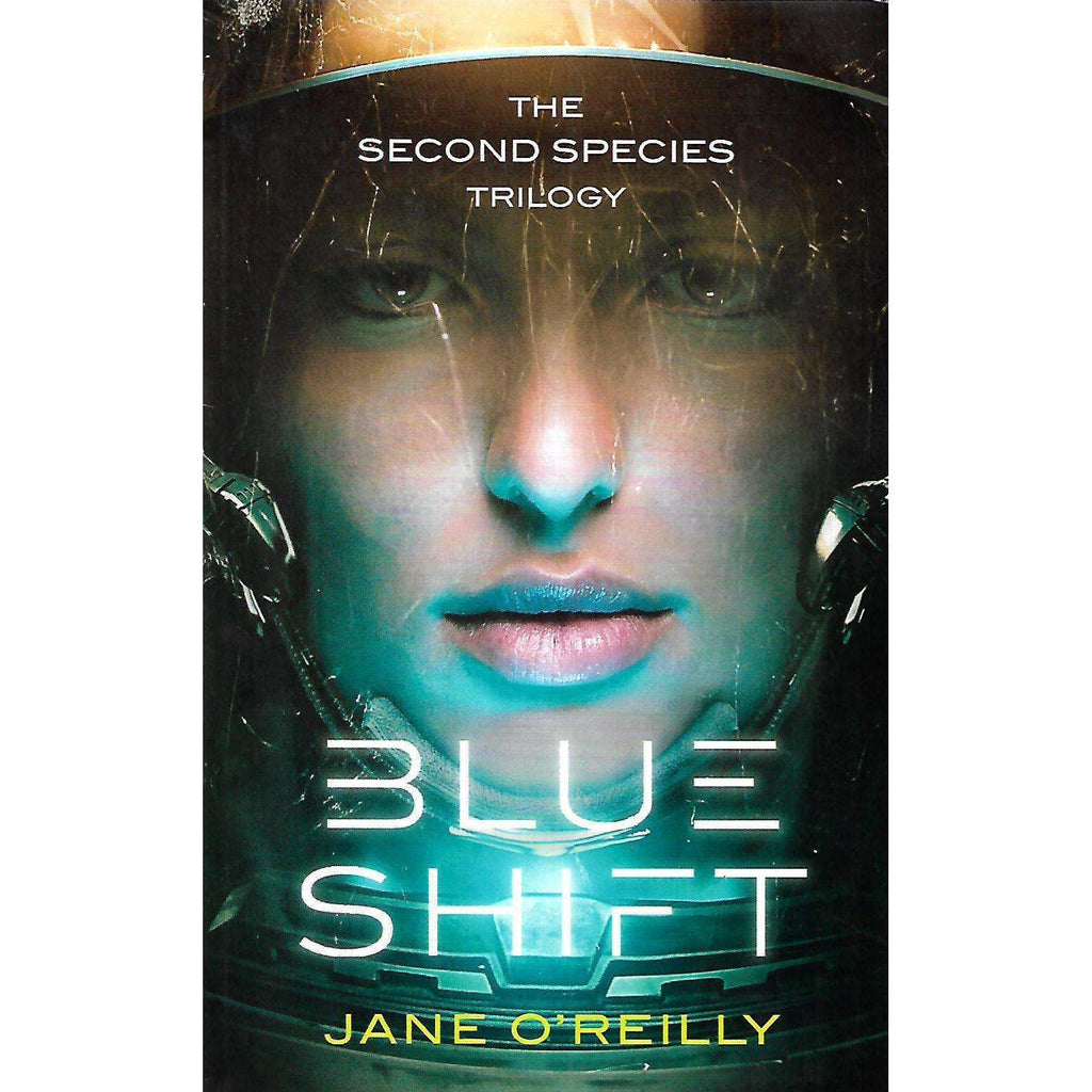 Bookdealers:Blue Shift | Jane O'Reilly