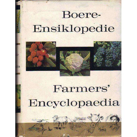 Boere-Ensiklopedia (English | Afrikaans Edition) | Farmers' Encyclopaedia