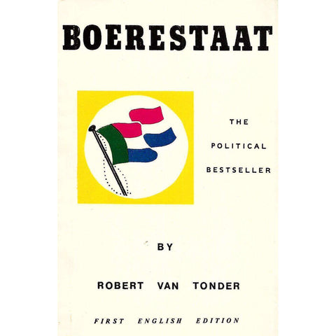 Boerestaat (First English Edition) | Robert van Tonder