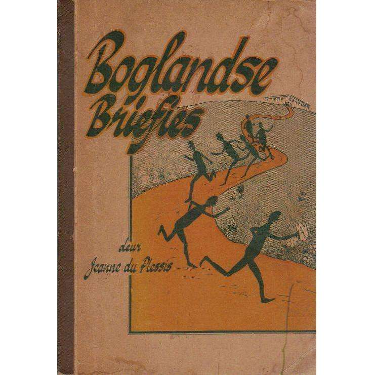 Bookdealers:Boglandse Briefies (Afrikaans Edition) Published 1936 | Jeanne du Plessis