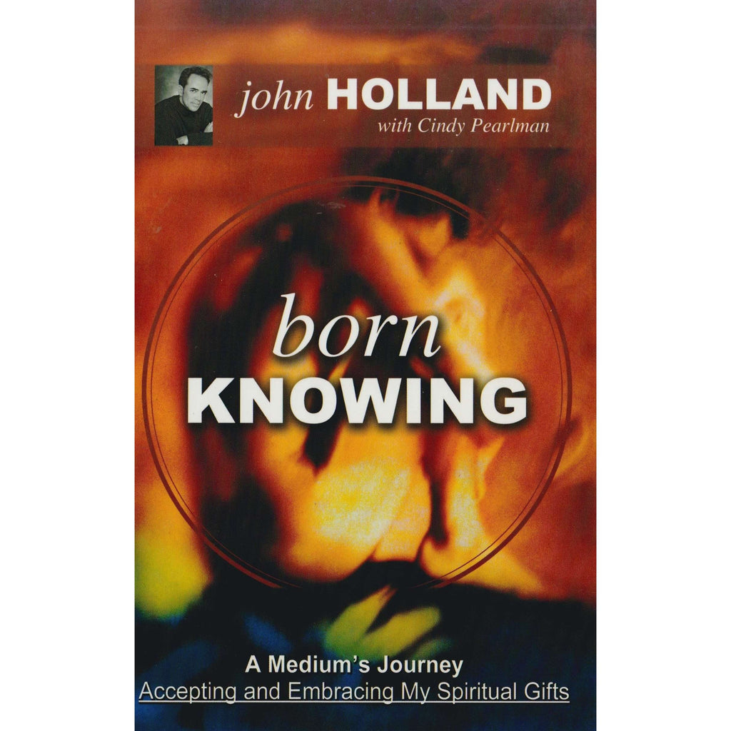 Bookdealers:Born Knowing | John Holland with Cindy Pearlman