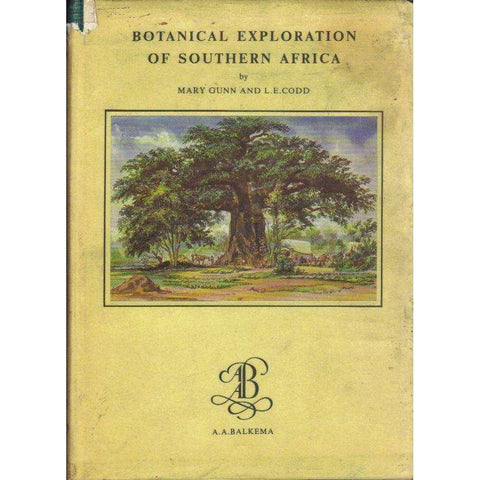 Botanical Exploration of Southern Africa (Signed by Author's, Div. Laminated) | Mary Gunn and L.E. Codd