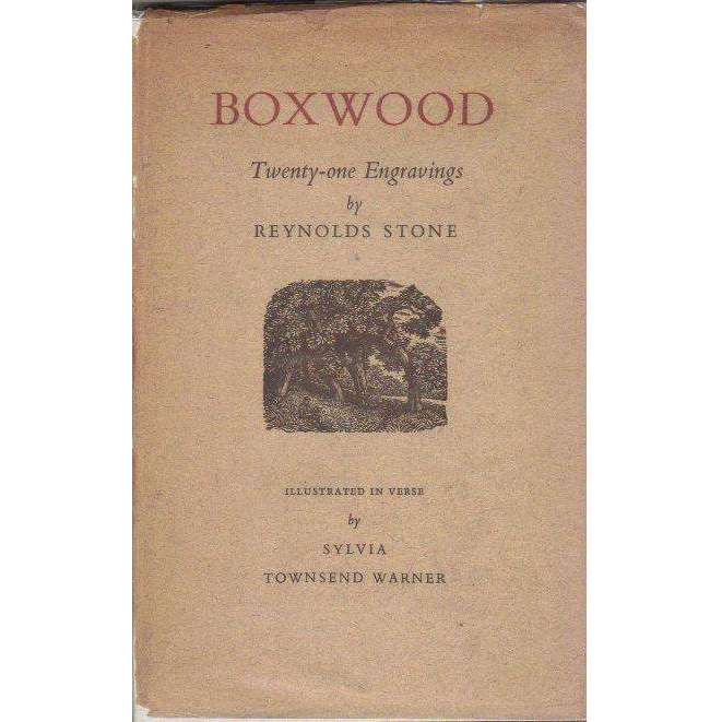 Bookdealers:Boxwood: Twenty-one Engravings (First Edition, 1960) | Reynolds Stone