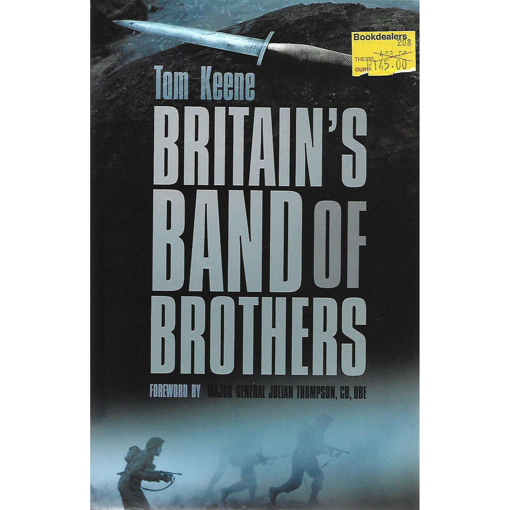 Bookdealers:Britain's Band of Brothers | Tom Keene